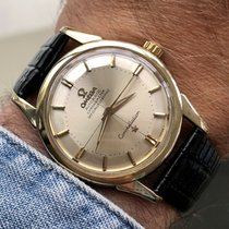 Omega Constellation Sehr gut Gold/Stahl 34mm Automatik