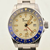 Squale Steel 42mm Automatic 1545 pre-owned United States of America, Washington, Bellevue