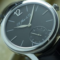 H.Moser & Cie. Endeavour Platino 39mm Gris