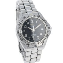 Breitling Colt Automatic Steel 38mm Black Arabic numerals United States of America, Massachusetts, Boston