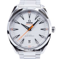 Omega Seamaster Aqua Terra neu 2020 Automatik Uhr mit Original-Box und Original-Papieren 220.10.41.21.02.001