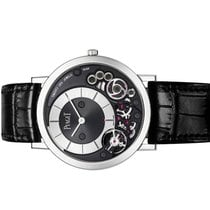 Piaget Altiplano White gold 38mm Silver No numerals United States of America, Florida, Aventura