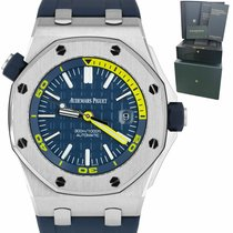 Audemars Piguet Royal Oak Offshore Diver 15710ST.OO.A027CA.01 pre-owned
