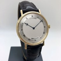 Breguet Yellow gold 38mm Automatic 5157BA/11/9V6 pre-owned
