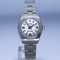 Rolex Oyster Perpetual 26 Steel 26mm White Arabic numerals United Kingdom, Andover