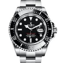 Rolex Sea-Dweller Steel 43mm Black No numerals United States of America, New Jersey, Woodbridge