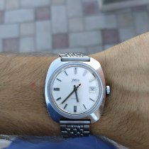 Wyler Vetta Steel 36mm Automatic pre-owned