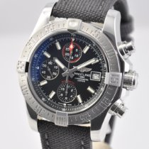 Breitling Avenger II Steel 43mm Black United States of America, Ohio, Mason