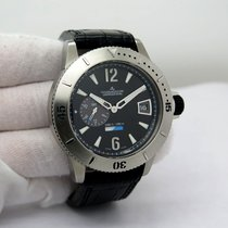 Jaeger-LeCoultre Master Compressor Diving GMT Titane 46mm Noir