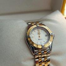 Breitling Callistino новые 2000 Кварцевые Часы с оригинальной коробкой D52045.1