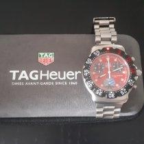 TAG Heuer Formula 1 Quartz Acier Rouge Sans chiffres France, St julien