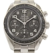 Omega Speedmaster Ladies Chronograph 38mm Siv