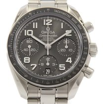 Omega Speedmaster Ladies Chronograph occasion 38mm Gris Chronographe
