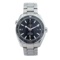 Omega Seamaster Planet Ocean Steel 45,5mm Black Arabic numerals United States of America, Georgia, ATLANTA