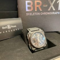 Bell & Ross BRX1-CE-CF-BLACK Carbone 2016 BR-X1 45mm occasion