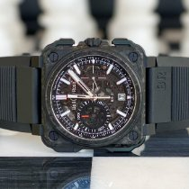 Bell & Ross Carbon Automatic Black 45mm pre-owned BR-X1