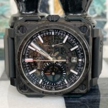 Bell & Ross Carbon 45mm Automatic BRX1-CE-CF-BLACK pre-owned United States of America, Pennsylvania, Philadelphia