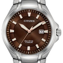 Citizen Titanium Bruin