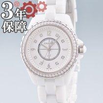 Chanel J12 Céramique 33mm Blanc