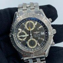 Breitling Chronomat GMT Acier 40mm Gris