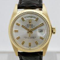 Rolex Day-Date 36 Oro giallo 36mm Argento Senza numeri Italia, Casale Monferrato