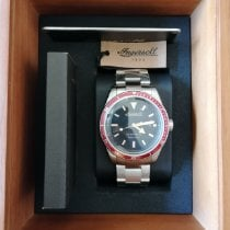 Ingersoll Steel 43mm Automatic I05004 new