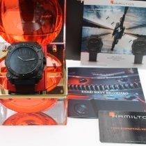 Hamilton Khaki Navy BeLOWZERO Titane 46mm Noir