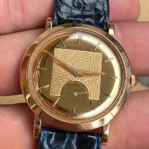 摩凡陀 玫瑰金 自動發條 金色 35mm 二手