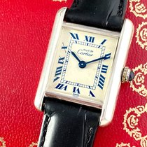 Cartier Tank (submodel) 6057002 1989 pre-owned