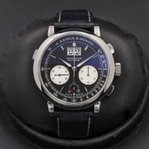 A. Lange & Söhne Datograph Platinum 41mm Black United States of America, California, Huntington Beach