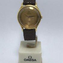 Omega ikinci el Otomatik 36mm Sarı Pleksi cam