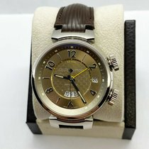 Louis Vuitton White gold 41mm Automatic pre-owned