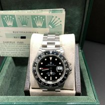 Rolex GMT-Master 16700 1990 pre-owned