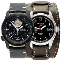 Bremont Acier 43mm Remontage automatique The Battle Of Britain Collection nouveau