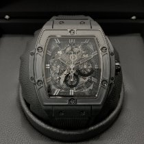Hublot Spirit of Big Bang Ceramica 42mm Trasparente