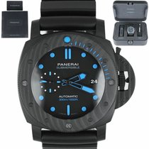 Panerai Luminor GMT Automatic 47mm Zwart