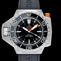 Omega Seamaster PloProf Steel 48mm Black United States of America, California, Burlingame