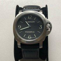 Panerai Luminor Base Titanium 44mm Black Arabic numerals United States of America, California, San Francisco