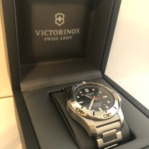 Victorinox Swiss Army Steel 45mm Quartz 241781 pre-owned United States of America, Oklahoma, Enid