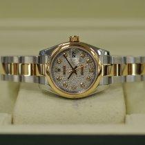 Rolex Lady-Datejust Gold/Steel 26mm Silver United Kingdom, London