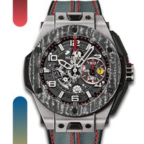 Hublot new Automatic 45mm Titanium Sapphire crystal