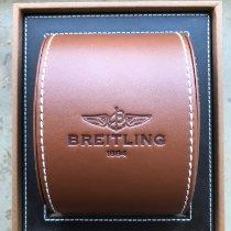 Breitling Superocean II 36 Сталь 36mm Черный Aрабские
