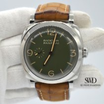 Panerai Steel 45mm Automatic PAM 00995 pre-owned United States of America, New York, New York