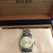 Rolex Oyster Perpetual 31 Acero y oro 31mm Blanco Sin cifras España, vigo