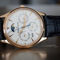 Jaeger-LeCoultre Master Ultra Thin Perpetual Rose gold 39mm Champagne No numerals United States of America, Massachusetts, Milford
