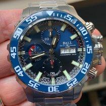 Ball Engineer Hydrocarbon Nedu Titanium 42mm Blue No numerals United States of America, Massachusetts, Boston