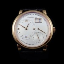 A. Lange & Söhne Rose gold Manual winding 38.5mm pre-owned Lange 1