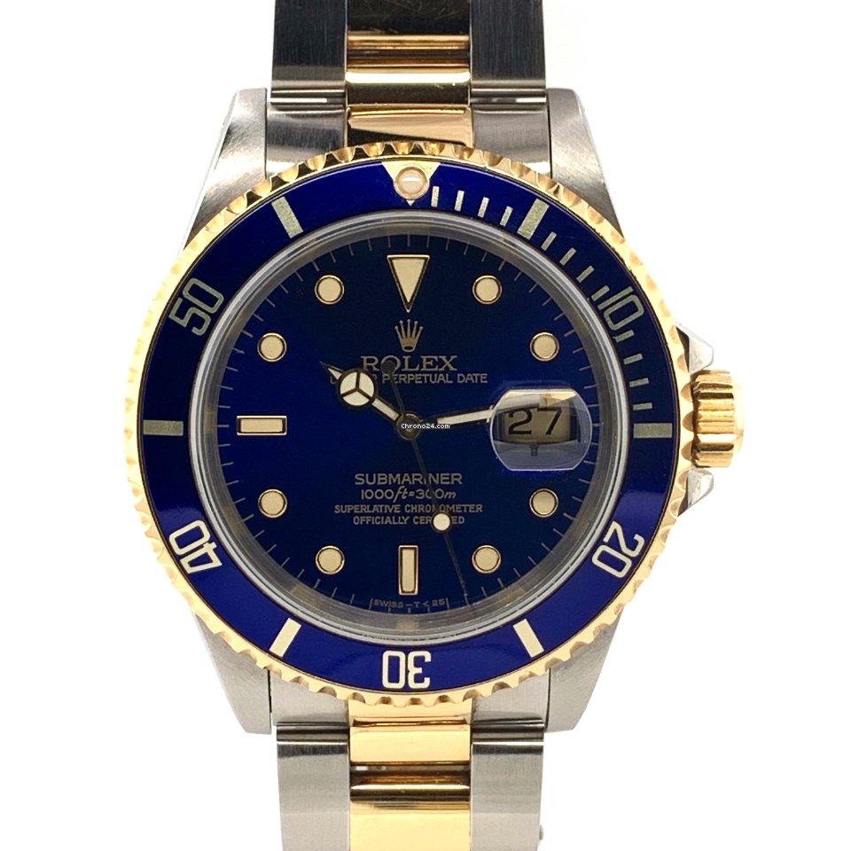 Rolex Submariner Date 16613 Sultan 1990 folosit
