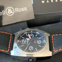 Bell & Ross BR 02 Steel 42mm Black Arabic numerals