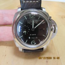 Panerai Luminor 1950 8 Days GMT PAM 00233 2006 pre-owned